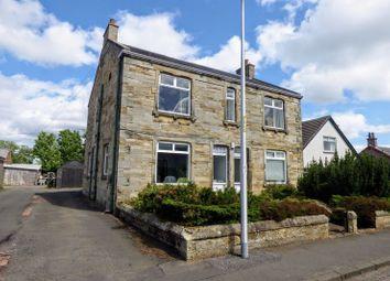 Thumbnail 3 bedroom flat for sale in Mount Stewart Street, Carluke