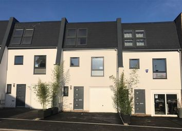 Thumbnail 4 bed town house for sale in Lansdown Villas, Church Road, St. Marks, Cheltenham, Gloucestershire