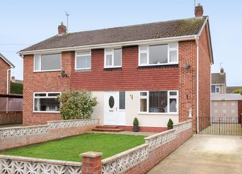 Thumbnail 3 bed semi-detached house for sale in Highfield Road, Ripon