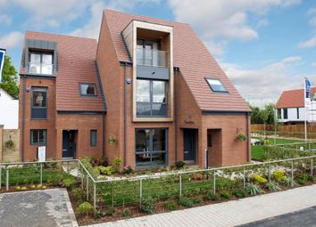 "Thumbnail 3 bed terraced house for sale in ""Swallow"" at Derwent Way, York"