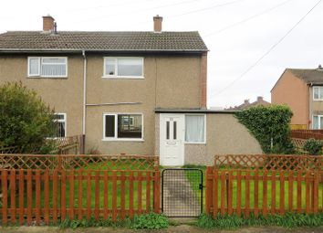 Thumbnail 2 bed semi-detached house to rent in Constantine Avenue, Colburn, Catterick Garrison