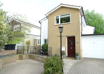 Thumbnail 3 bed link-detached house for sale in Howards Lane, Row Town