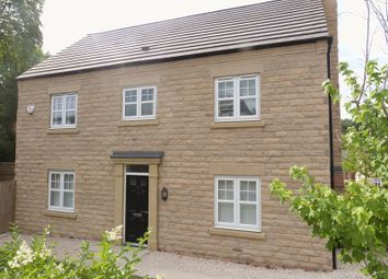 Thumbnail 4 bed detached house for sale in Davenshaw Drive, Congleton