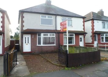 Thumbnail 2 bedroom semi-detached house to rent in Portland Road, Toton, Beeston, Nottingham