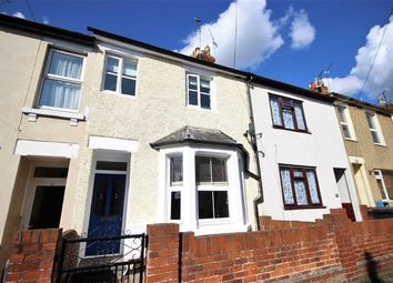 Thumbnail 3 bedroom terraced house for sale in Exmouth Street, Old Town, Swindon