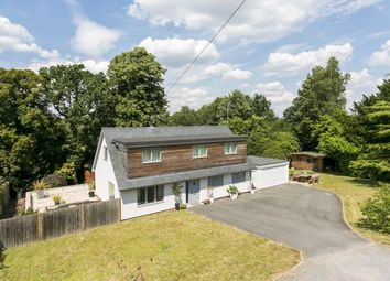 Thumbnail 4 bed detached house for sale in Harmers Hill, Newick, East Sussex