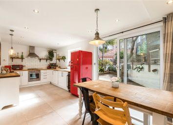 Thumbnail 2 bed flat for sale in Broughton Street, London