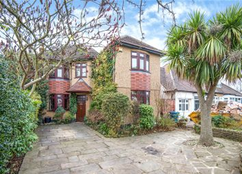 Thumbnail 5 Bed Detached House For Sale In Village Way Pinner Middle