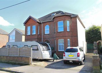 Thumbnail 1 bedroom flat to rent in Christchurch Road, Barton On Sea, New Milton