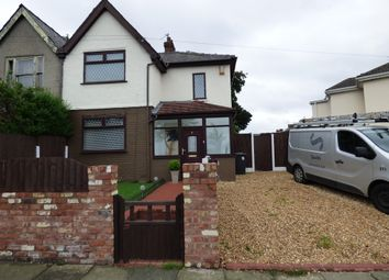 Thumbnail 3 bedroom semi-detached house for sale in Bailey Drive, Bootle