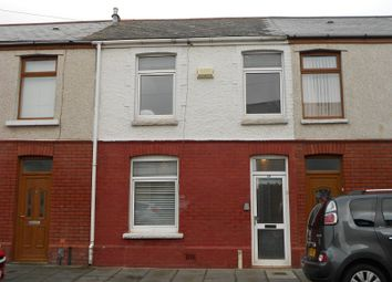 Thumbnail 3 bed terraced house to rent in Vivian Terrace, Port Talbot, Neath Port Talbot.