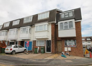 Thumbnail 4 bed terraced house to rent in Croombs Road, London