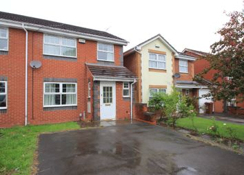 Thumbnail 3 bed semi-detached house for sale in Milton Grove, Stafford, Staffordshire