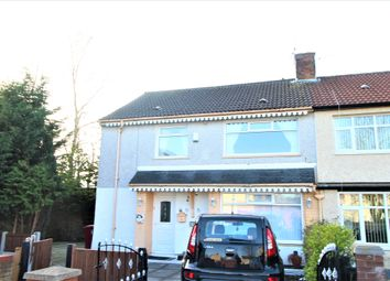 Thumbnail 4 bed semi-detached house for sale in Colwall Road, Kirkby, Liverpool