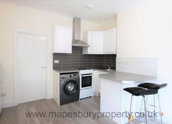 Thumbnail 1 bed flat to rent in Gowan Road, Willesden Green