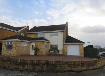 Thumbnail 3 bedroom detached house for sale in Lomond Crescent, Cyncoed, Cardiff