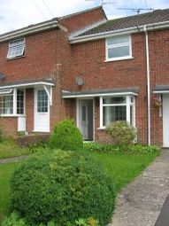 Thumbnail 2 bed terraced house to rent in Springfield Close, Shaftesbury, Dorset, .