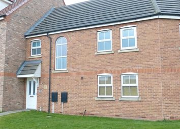 Thumbnail 3 bed terraced house to rent in Whimbrel Chase, Scunthorpe