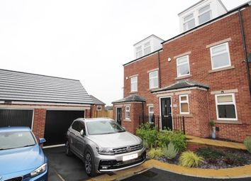 Thumbnail 3 bed semi-detached house for sale in Waspsnest Court, Mirfield