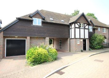 Thumbnail 2 bed flat for sale in Clement Court, Chawton, Alton, Hampshire