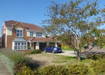 Thumbnail 4 bed detached house for sale in Cotterdale Close, Whittle Hall, Warrington, Cheshire