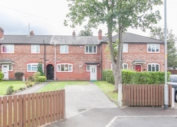 Thumbnail 3 bed terraced house for sale in Bromborough Avenue, Withington, Manchester