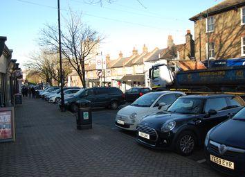 Thumbnail Flat to rent in Chislehurst High Street, Chislehurst Kent