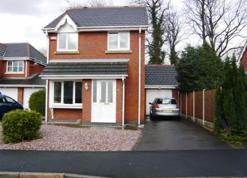 Thumbnail 3 bedroom detached house to rent in Bronington Close, Manchester