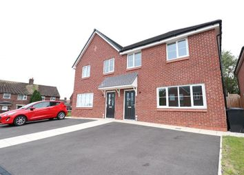 Thumbnail 3 bed semi-detached house to rent in Pleton Close, Northwich