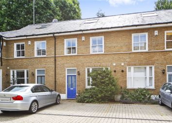 Thumbnail 3 bedroom terraced house for sale in Allport Mews, London