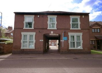 Thumbnail 2 bed maisonette to rent in Great Northern Road, Derby