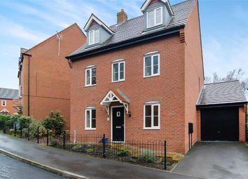 Thumbnail 5 bed detached house for sale in Bath Vale, Congleton