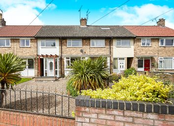 Thumbnail 2 bed terraced house for sale in Saffrondale, Anlaby, Hull