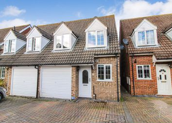 Thumbnail 3 bed semi-detached house for sale in Chapman Walk, Thatcham