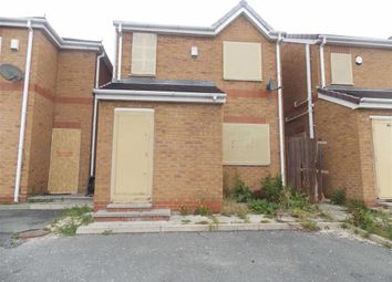 Thumbnail 3 bed detached house for sale in Brook Hey Drive, Kirkby, Liverpool