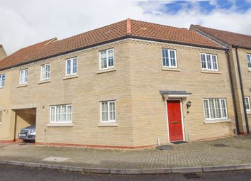 Thumbnail 3 bed terraced house for sale in Myrtle Drive, Burwell, Cambridge