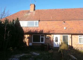 2 bed terraced house for sale in Eltham Drive, Nottingham NG8