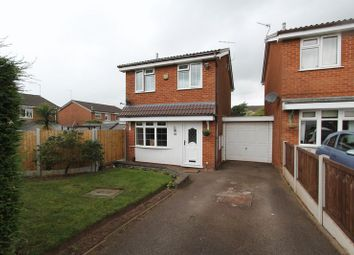 Thumbnail 2 bed detached house for sale in Woodbridge Road, Clayton, Newcastle-Under-Lyme
