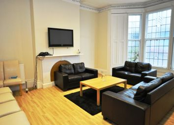 Thumbnail 7 bed property to rent in Portland Terrace, Sandyford, Newcastle Upon Tyne