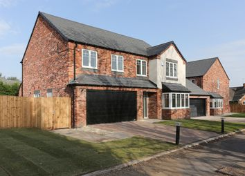 Thumbnail 5 bed detached house for sale in The Headlands, Warton Lane, Austrey, Atherstone
