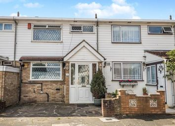 Thumbnail 3 bedroom terraced house for sale in Hawksmead Close, Enfield