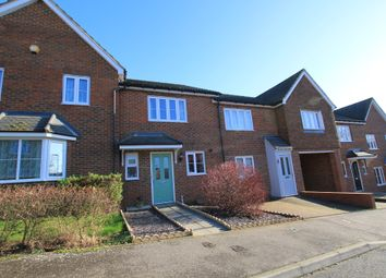 Thumbnail 2 bed terraced house for sale in Hunt Hill Close, Stevenage