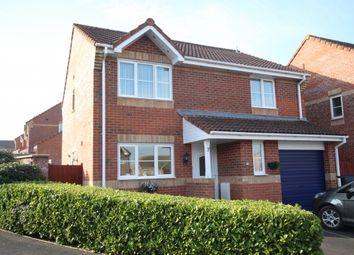 Thumbnail 4 bed detached house for sale in Horton Way, Woolavington, Bridgwater