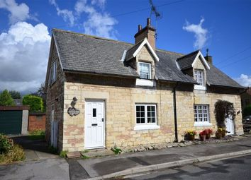 Thumbnail 1 bed semi-detached house to rent in Stray View, Saxton, Tadcaster