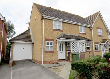 Thumbnail 2 bedroom end terrace house to rent in Coriander Way, Whiteley, Fareham