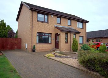 Thumbnail 3 bed semi-detached house for sale in Swinton Avenue, Baillieston, Glasgow
