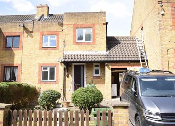 Thumbnail Terraced house to rent in Columbine Avenue, Beckton, London