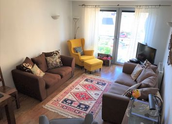 Thumbnail 2 bed flat to rent in Tideslea Path, West Thamesmead, London