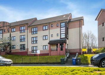 Thumbnail 2 bed flat for sale in Moorfoot Avenue, Paisley