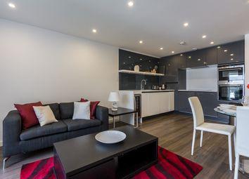 Thumbnail 2 bed flat to rent in Osborne House, Loxford Gardens, Islington